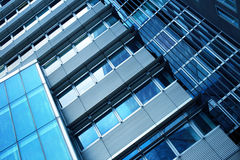 Glass high rise building stock photography