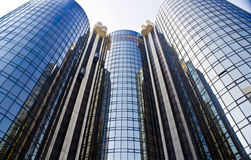 Glass Hotel Royalty Free Stock Photography