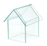 Glass House Royalty Free Stock Photos