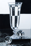 Glass And Ice Stock Photos