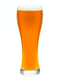 Glass of IPA ale Stock Images