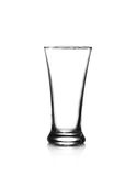 Glass isolated on white backgroung. Stock Images