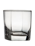 Glass isolated on white ,with clipping path . Stock Images