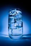 glass isvatten Royaltyfri Fotografi