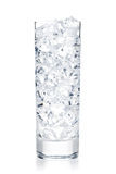 glass isvatten Royaltyfri Foto