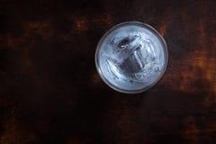 glass isvatten Arkivbilder