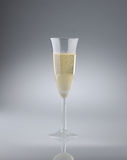 Glass of italian sparkling wine Stock Photo