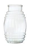 glass jar Arkivbild