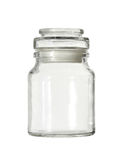 Glass jar Stock Photos