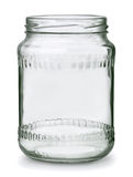 Glass jar Stock Photography