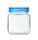 Glass jar Royalty Free Stock Photography
