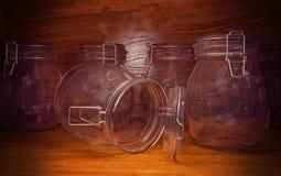 Glass jare Stock Photo