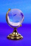 glass jordklot Royaltyfria Bilder
