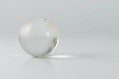 glass jordklot Royaltyfri Fotografi