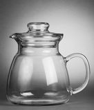 Glass jug Royalty Free Stock Photos
