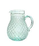Glass jug Royalty Free Stock Image