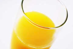 Glass with juice Royalty Free Stock Photography