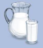 glass kruka Fotografering för Bildbyråer