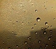 glass kulöra droppar Royaltyfri Fotografi