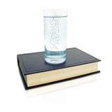 glass kunskap royaltyfri bild