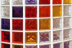 Glass kvarter royaltyfri bild