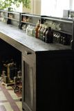 glass laboratorium Fotografering för Bildbyråer