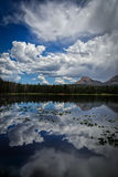 Glass Lake Royalty Free Stock Images