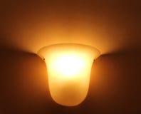 Glass lamp Royalty Free Stock Photos