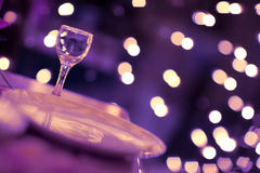 glass lampor Arkivfoton
