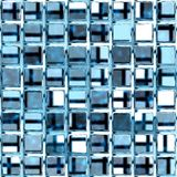 Glass lattice Royalty Free Stock Images