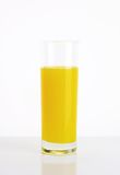 Glass of lemon juice drink Stock Images