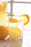 Glass of Lemonade Royalty Free Stock Image