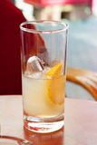 Glass of lemonade Royalty Free Stock Images