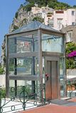 Accessible Lift in Capri Stock Images