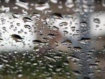 glass liten droppe Fotografering för Bildbyråer