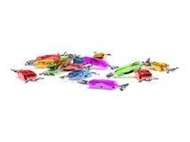 Glass lollipop Royalty Free Stock Image