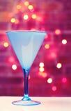 glass martini Στοκ Εικόνες