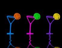 glass martini Royaltyfri Foto