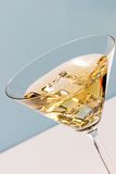 glass is martini för coctail Royaltyfri Bild