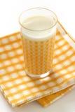 A glass of milk Stock Photos