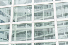 Glass Modern Building Stock Photo