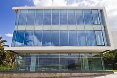 Glass Modern Building Stock Images