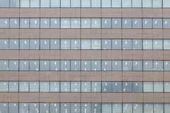 Glass modern building Royalty Free Stock Image