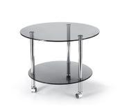 glass modern tabell Arkivbild