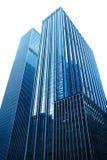glass moderna skyskrapor Fotografering för Bildbyråer
