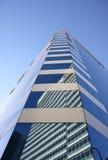 glass modernt torn Fotografering för Bildbyråer