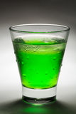 Glass of mojito Stock Photography