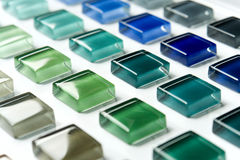 Glass mosaic Stock Photos