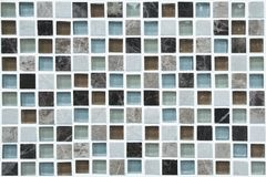 Glass mosaic Stock Photography