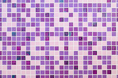 Glass mosaic Stock Images